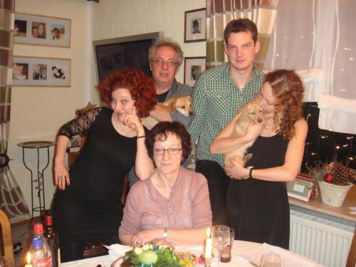 Familie Wolfgang Müller