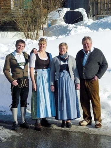 Familie Beck und Dornach