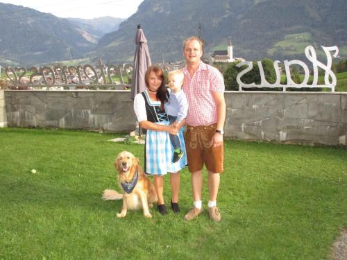 Familie Fritzenwallner