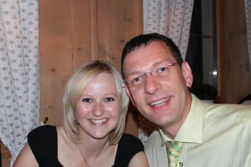 Marinna und Hubert Pfurtscheller