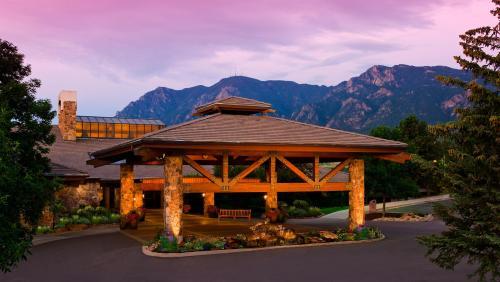 Resort Front Entrance