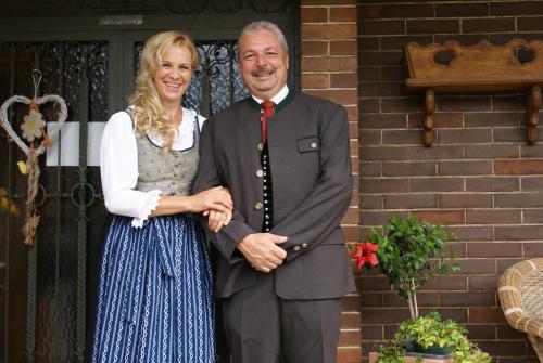 Famile Jeanette & Mario Kapeller