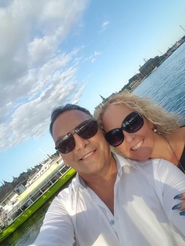 Jeanette & Richard