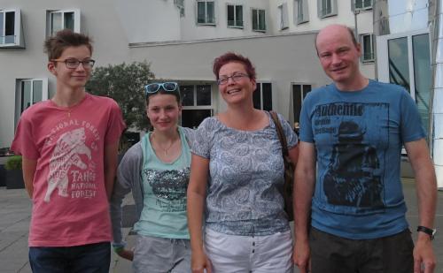 Familie Anthamatten  - Ihre Gastgeber