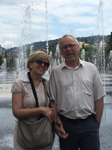 Agnes et Didier Delauney