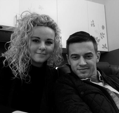 Bianka and Martin