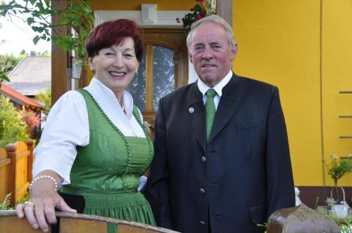 Marianne und Alois Hinterdorfer