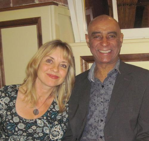 Sue & Dave Johnson