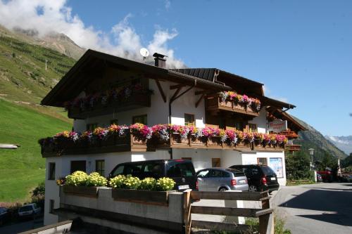 Appartement Venter Bergwelt