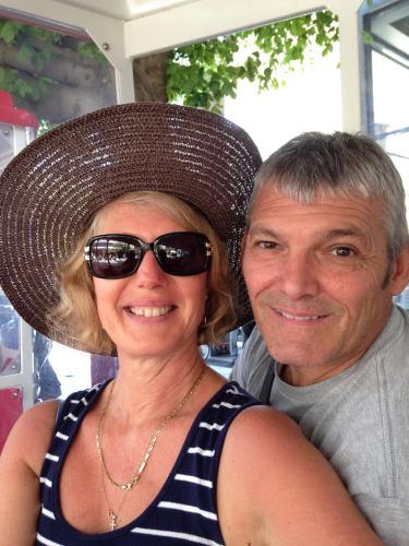 Ghislaine et Didier