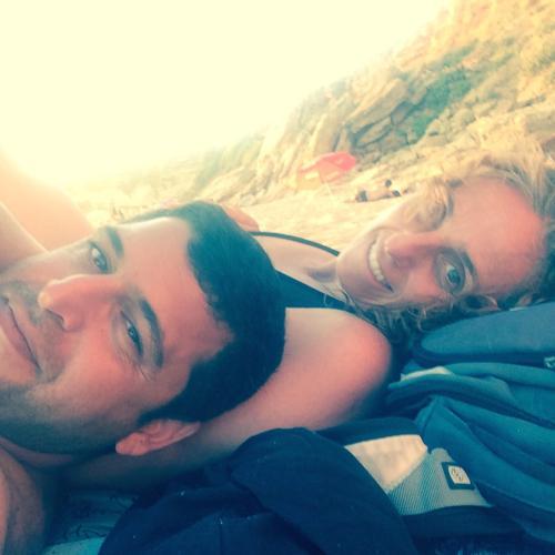 Elena y David