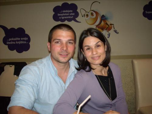 Vladimir and Jelena Sekulic