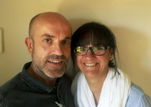 Inma y Miguel