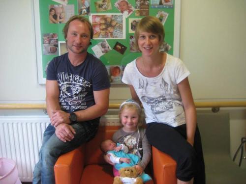 Familie Huber- Stiegler
