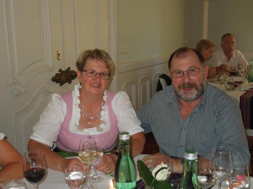 Pia und Walter Schneider