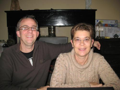 Anne et Jean Louis