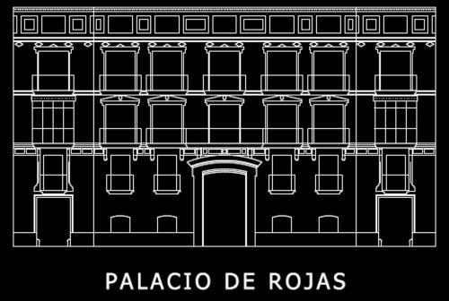 LOGOTIPO DEL PALACIO DE ROJAS