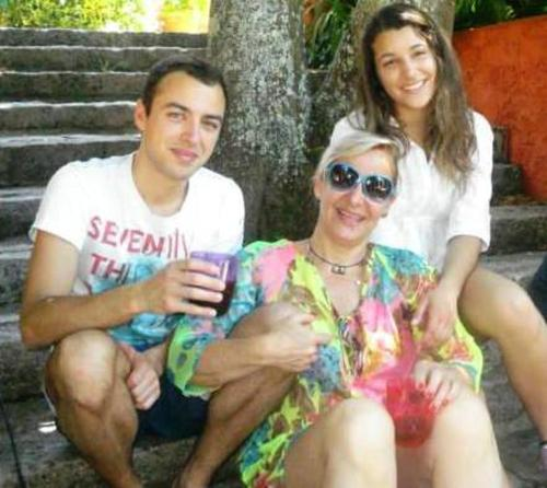 Isabel, Afonso and Carlota