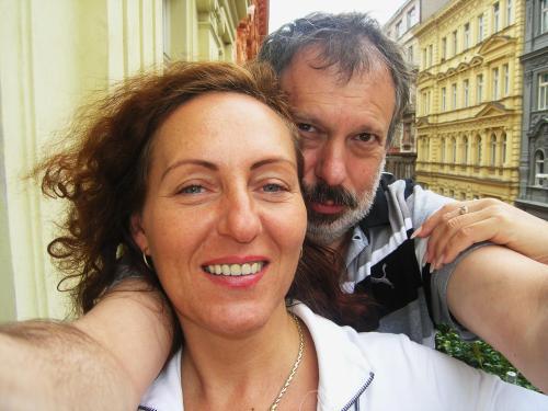 Liběnka a Pavel
