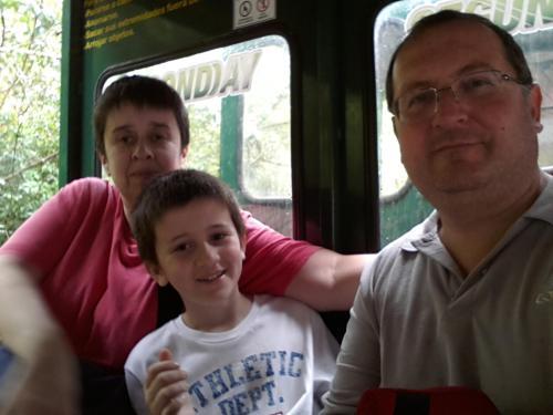 Walter, Maria Jose, Enzo