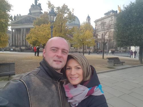 Harry und Elena Hamann