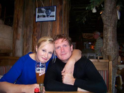 Chris Bosten en Ingrid Janssen