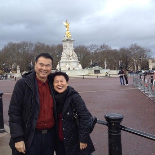 San Lien & Chiu Fee Chen