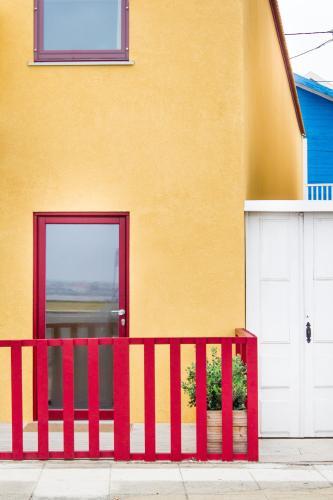 Apartamentos - Cestaria Costa Nova