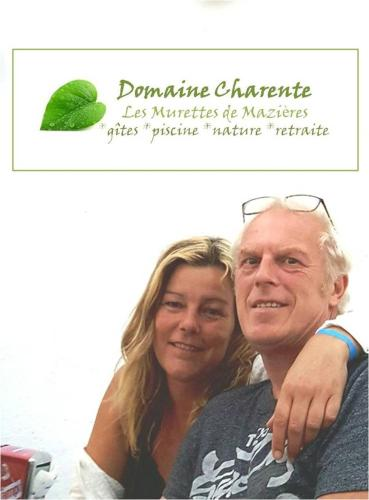 Domaine Charente in Mazieres - Lein & Rob