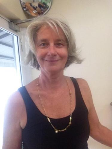 Susana Gardavsky (assistant manager)