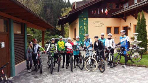 Ski&Bike Nassfeld apartments
