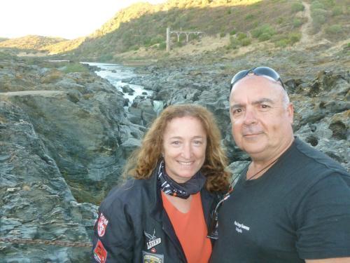 Silvina e Paulo Jorge