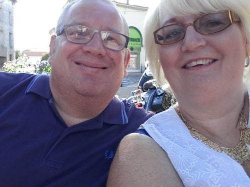 Ian & Marie France