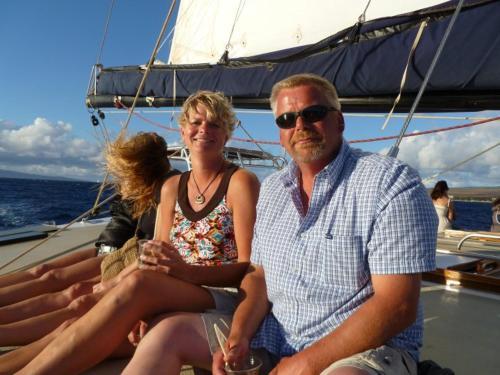 Glen and Lisa Oostema