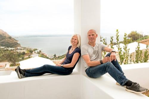 Marcus & Monique Hinfelaar