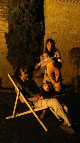 Giacomo, Francoise et Zais