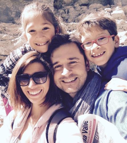 Fabian Rosa et nos enfants