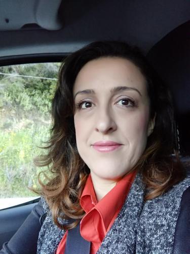 Eleni Mouzakiti  the owner