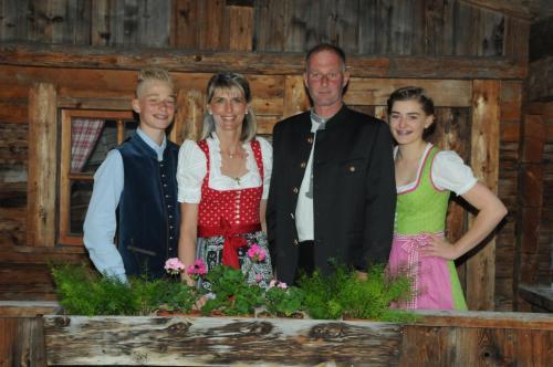 Familie Kreidl