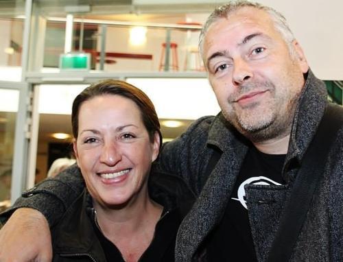 Monique van Sweeden en Willem van Leeuwen