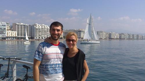 Stamatios & Maria