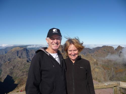 Craig and Kathy