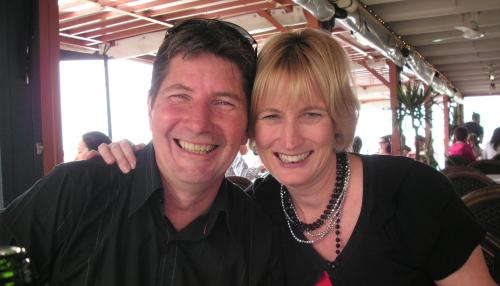 Karen and Michael Cross