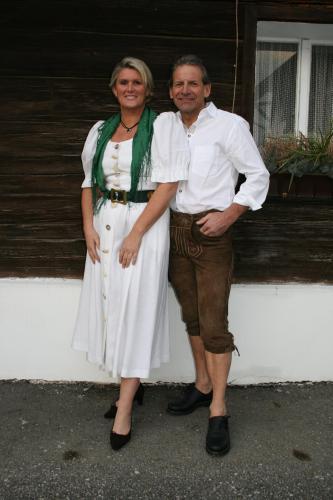 Christa und Gerfried Wieser