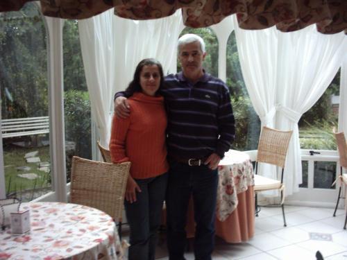 Kido e Sandra