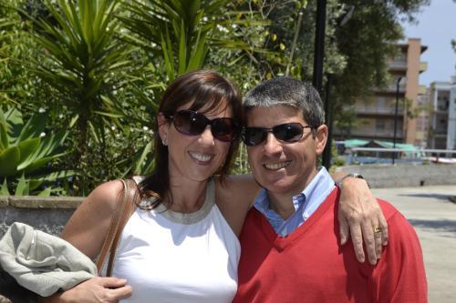 Riccardo and Ornella