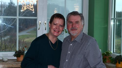 Gerhard & Crystal Liendl, owners