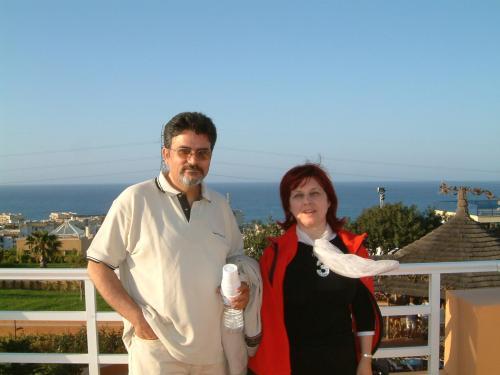 Costas and Elena