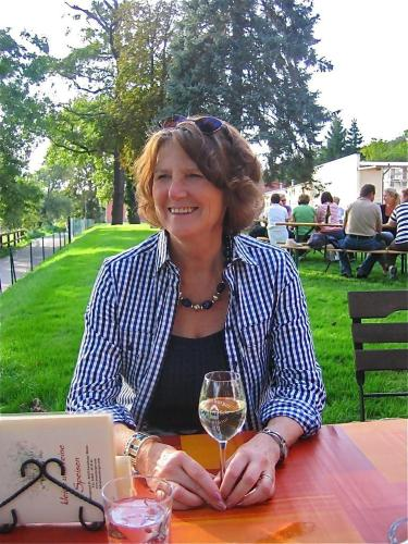 Monika Borggräfe-Catani - Eigentümerin und Bauherrin