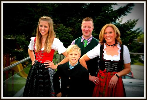 Familie Mauberger